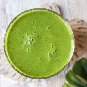 Power Packed Green Smoothie